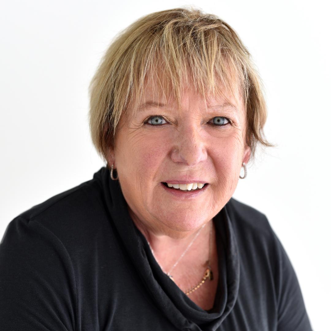Nicole Desjardins, bénévole